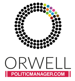orwell - politic manager